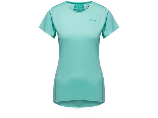 PYUA Swift 2.0 S T-Shirt Femme, bermuda/deep green